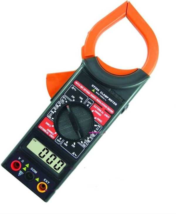 Tong Tester Digital Multimeter