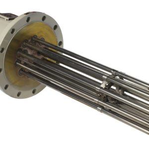 Flanged Immersion Heater