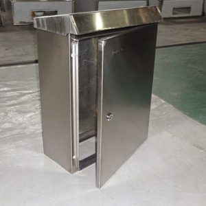 Stainless steel box panel stainless steel